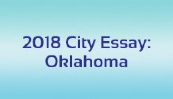 oklahoma city essay contest Public libraries throughout oklahoma are the place to go for a reading adventure   between the congress and essay contest, more than 500 students are.