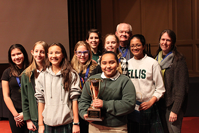 The Ellis School with Trophy Best.JPG